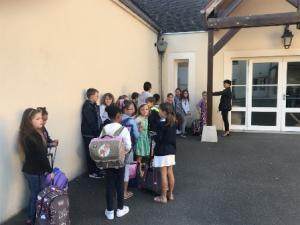 """RENTREE 2019 école """"Les Fontaines"""" de Boissise-la-Bertrand"""